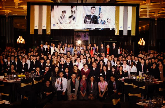 GEN Y Conference Hosted by Hilton Worldwide and Les Roches Jin Jiang