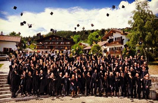 Les Roches Graduation Ceremony